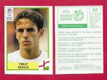 England Phil Neville Manchester United 82